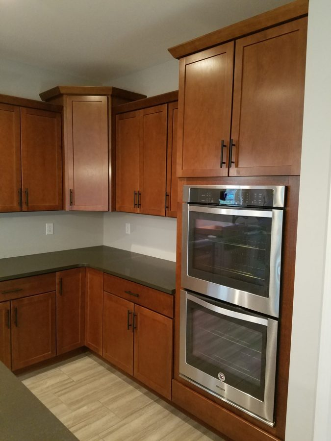 Custom Kitchen in Belleville, Illinois by CNR Construction