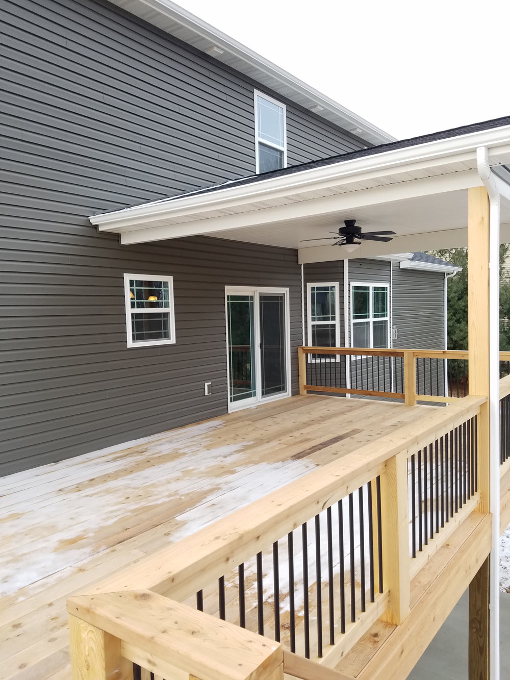 Custom Decks and Homes in Belleville, IL