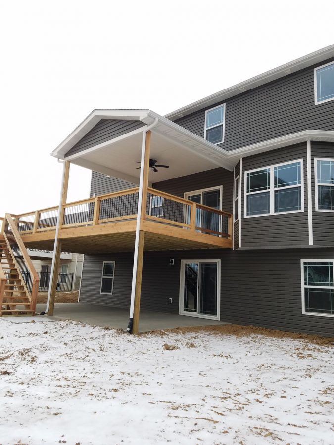 Custom Homes and Decks in Belleville, IL