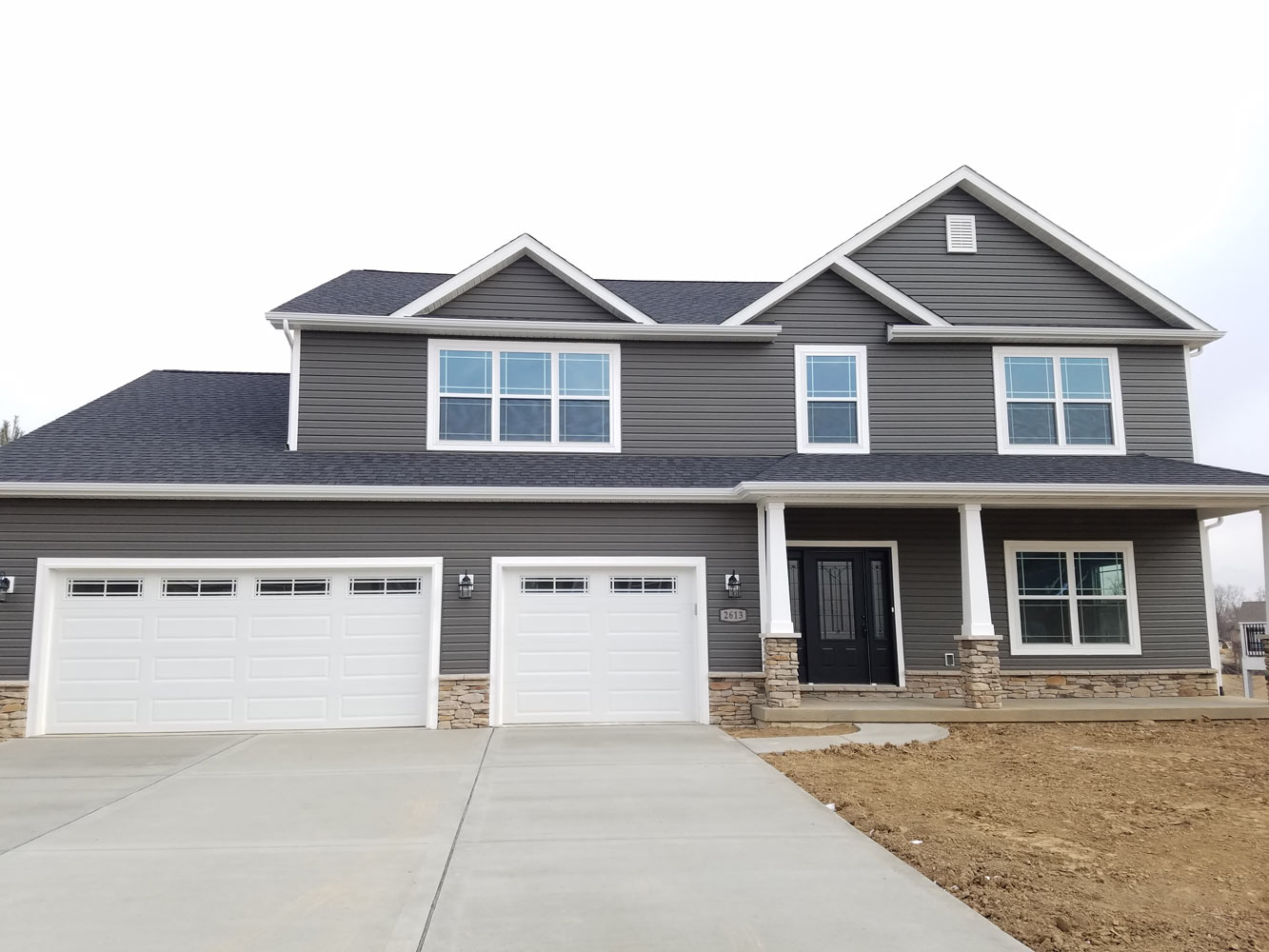 Belleville Illinois New Build by CNR Homes