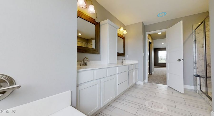 Custom Bathrooms in Belleville, IL by CNR Homes